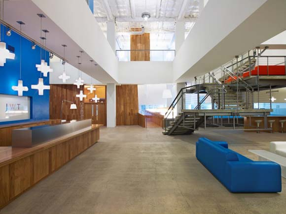 Inspirational office spaces may sun days for Inspiring office spaces