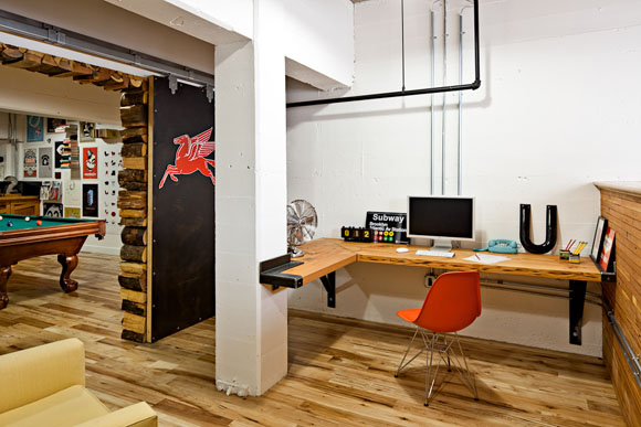 Stupendous Inspirational Office Spaces Office Economia Inspirational Spaces Largest Home Design Picture Inspirations Pitcheantrous